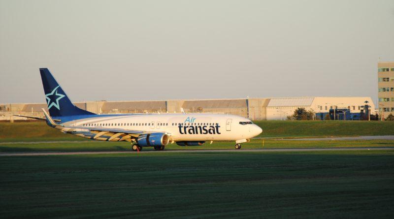 Boeing 737-800 d'Air Transat
