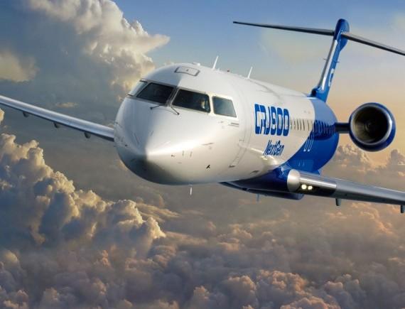 CRJ-900 de Bombardier