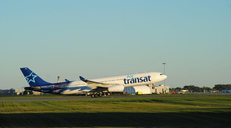 A330-200 d'Air Transat