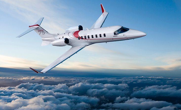 Learjet 75 de Bombardier