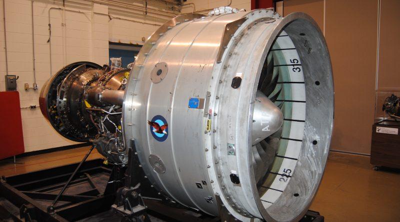 Moteur PW1524G de Pratt & Whitney