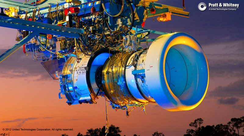 Consigne de navigabilité pour les moteurs PW1500G