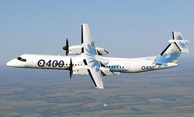 Q400 de Bombardier