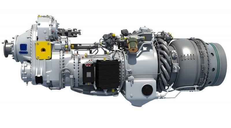 Moteur PW100 de Pratt & Whitney Canada