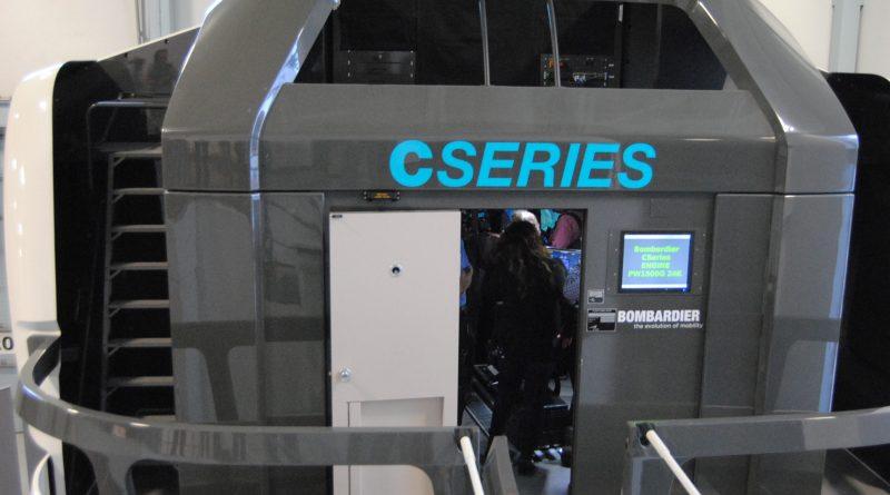 Simulateur C SERIES
