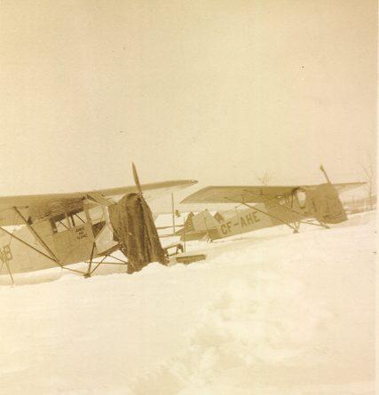 Fairchild FC-2 d'Air Amos