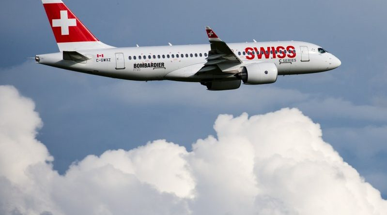 CS100 de SWISS