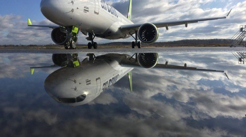 CS 300 d'Air Baltic