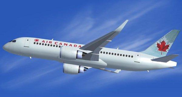 C Series Air Canada