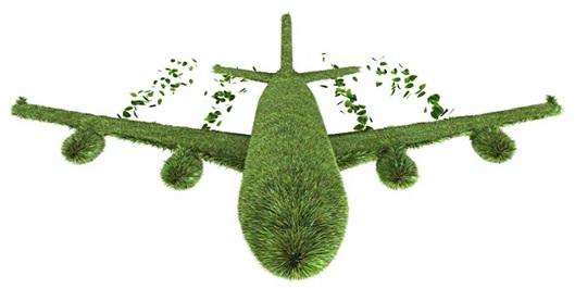 L'avion écologique