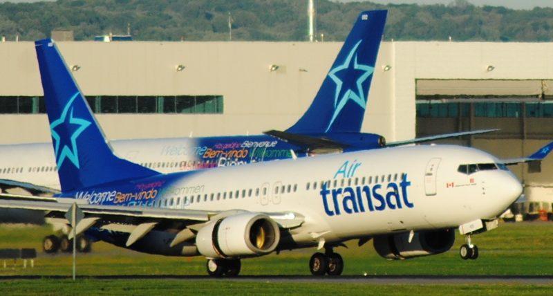 Duo d'Air Transat