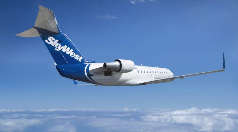 Skywest CRJ-200