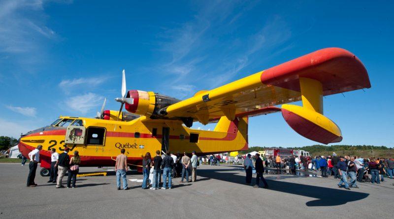 CL-215 de Canadair