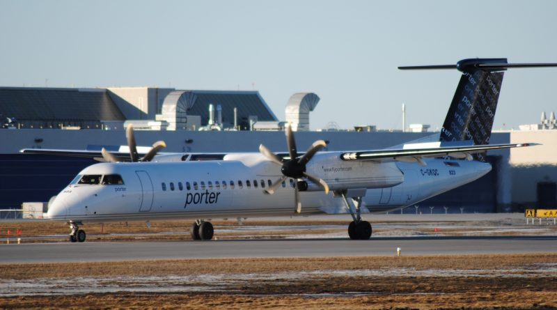 Q400 Porter Airlines