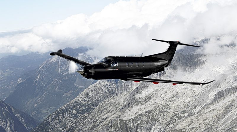 PC-12 de Chrono Aviation
