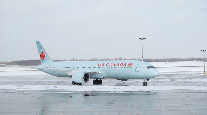 Boeing 787-8 d'Air Canada