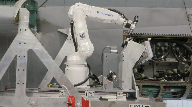 Robot fabriqué par L3 MAS