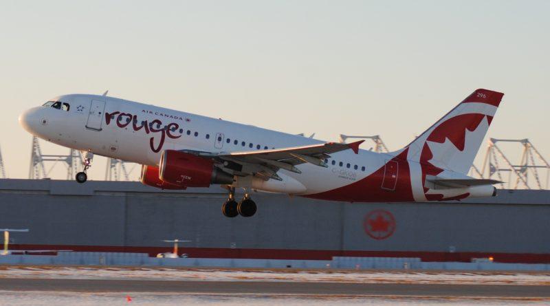 Mise au point sur l'utilisation des avions de Rouge à Québec