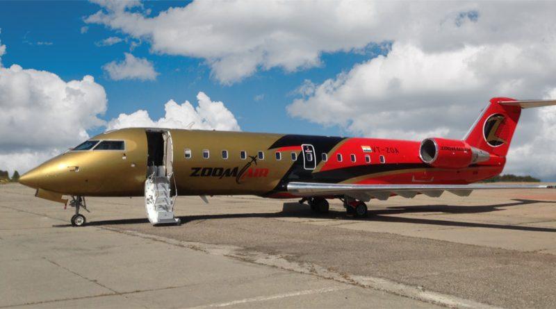 CRJ200 de ZOOMAIR