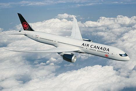 Air Canada 787-900