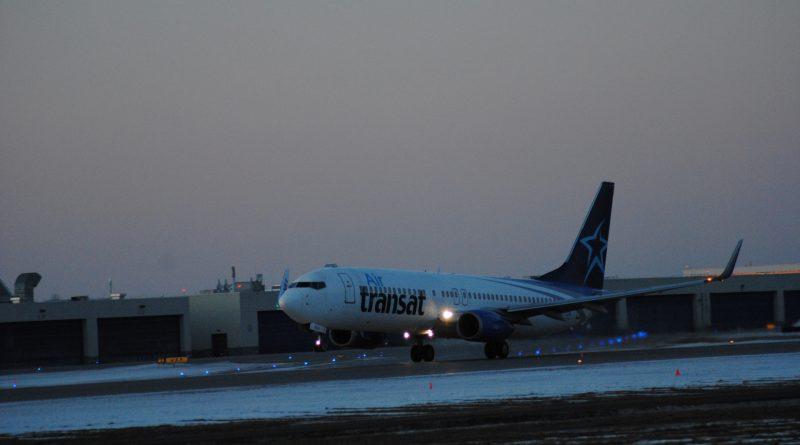 B737-800 d'Air Transat