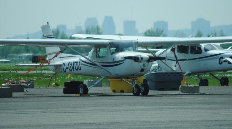 Cessna 150 D'Air Richelieu à CYHU
