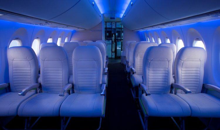 vue de l'intérieure stylisé du CS100