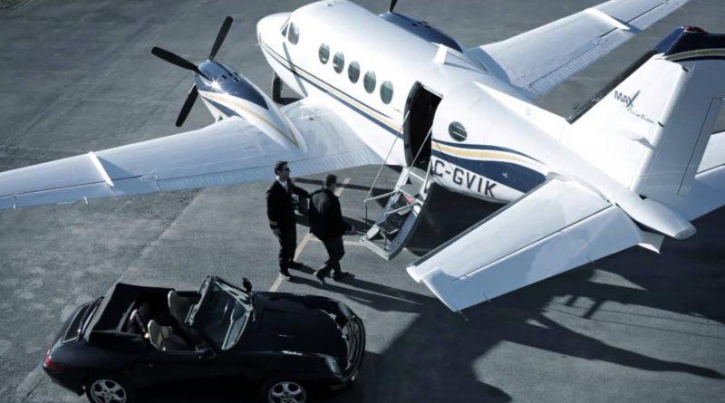 Beech 100 de Max Aviation
