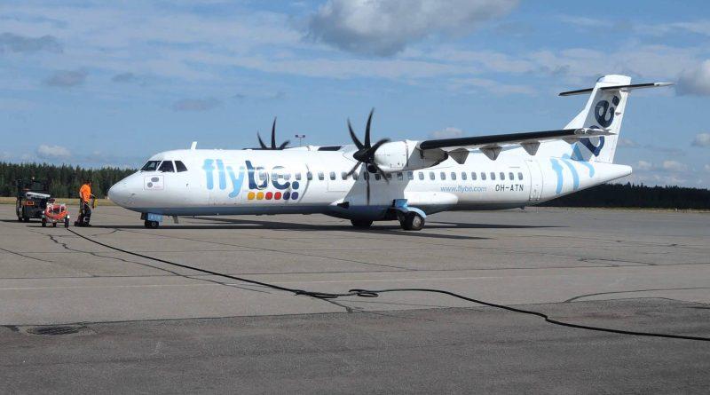 ATR72 Flybe