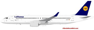 CS300 Lufthansa