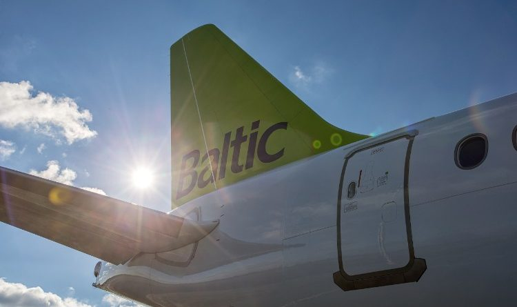 CS300 d'Air Baltic