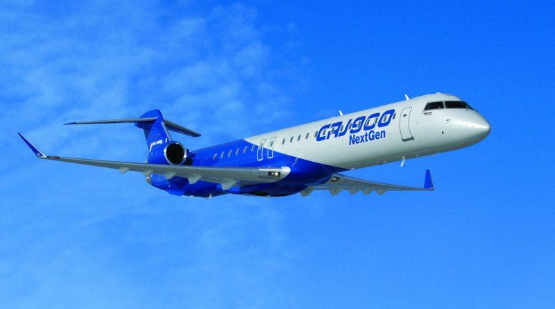 Bombardier CRJ-900 NG