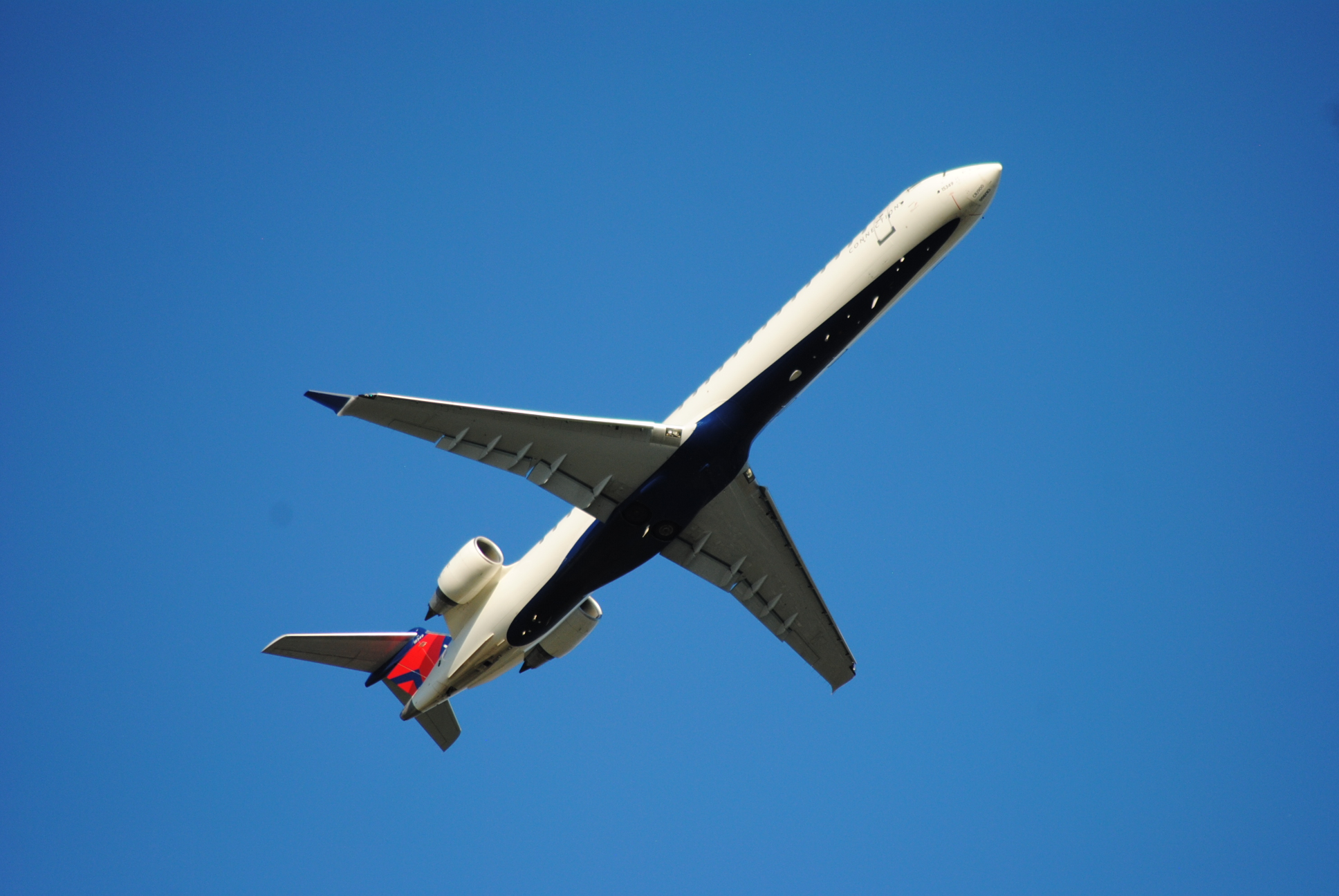 CRJ 900 Delta Connection
