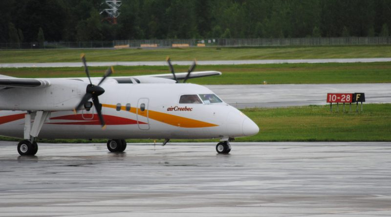 Dash-8 d'Air Creebec