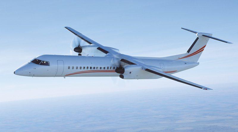 Q400 Falcon Aviation Services