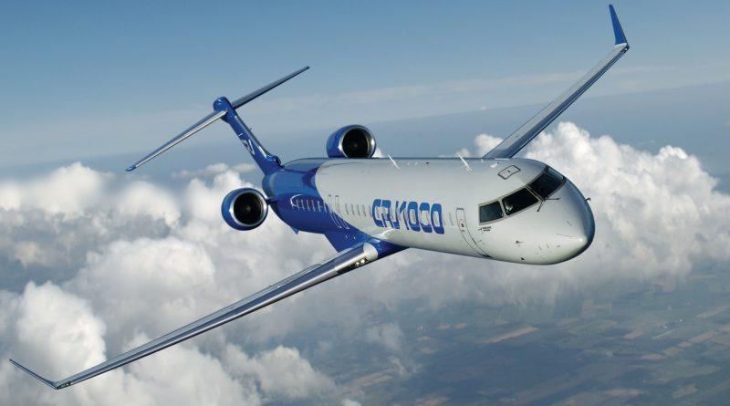 CRJ1000 de Bombardier