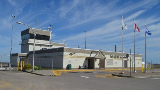 Aéroport des Iles de La Madeleine