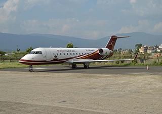 CRJ200 Shree Airlines