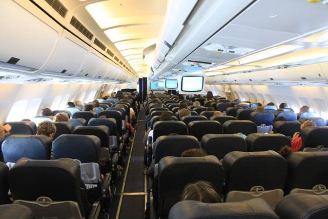 un avion de ligne ce n est pas une salle d attente les