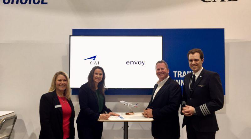 CAE-Envoy-Air-signing