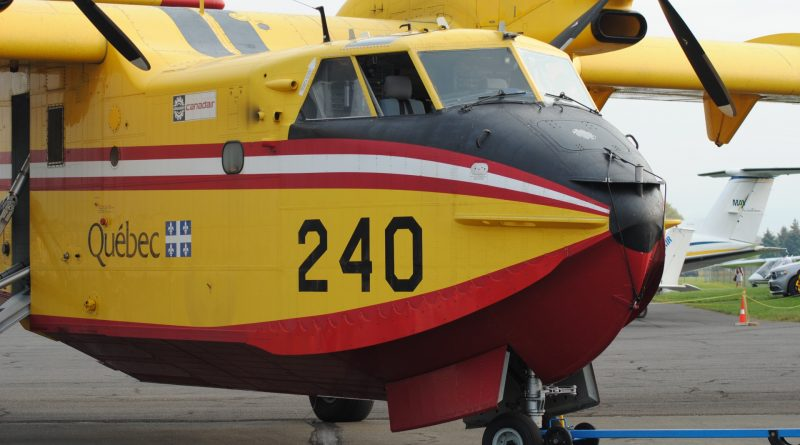 CL-415 du SAG