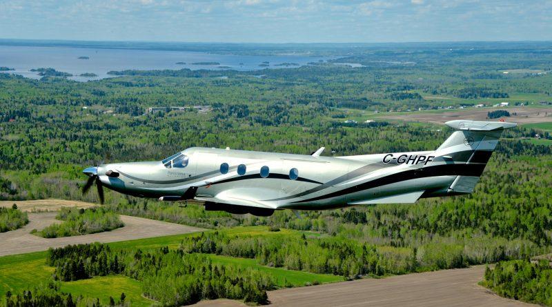PC12 Panorama Aviation