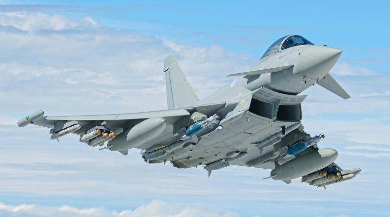 Airbus retire le Typhoon pour le remplacement des CF-18