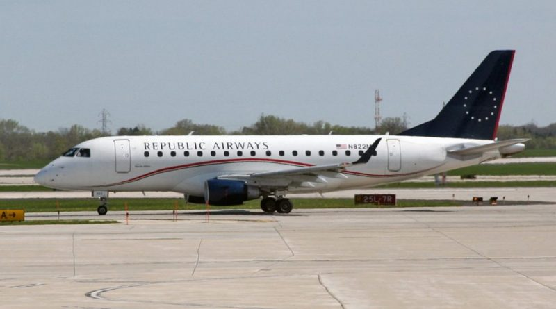E170 de Republic Airlines