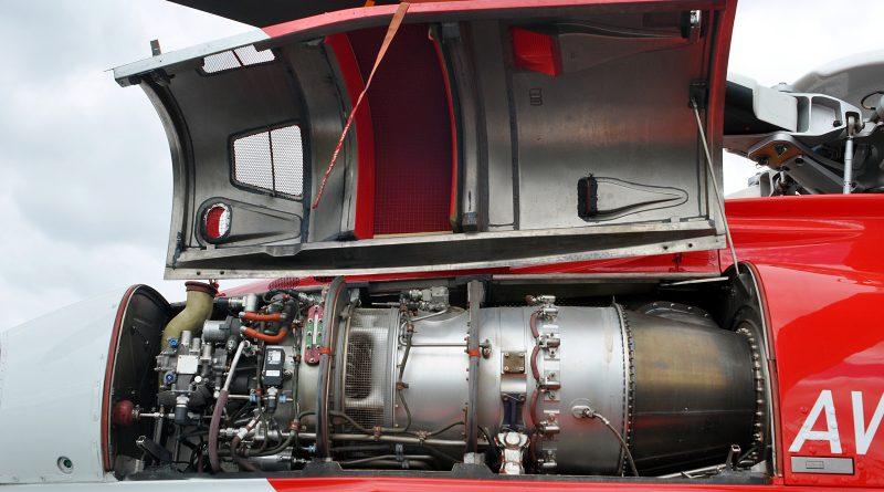 AW139 avec les moteursPT6-67C