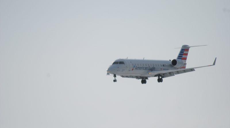 CRJ200 American Eagle