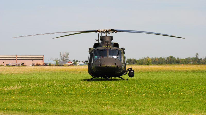CH-146 Griffon Esc 438