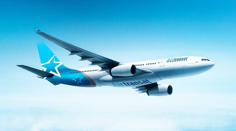 Nouvelle livrée d'Air Transat