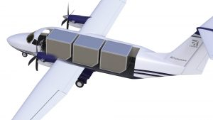 Cessna 408 SkyCourier cargo