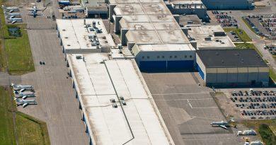 Bombardier plant 3